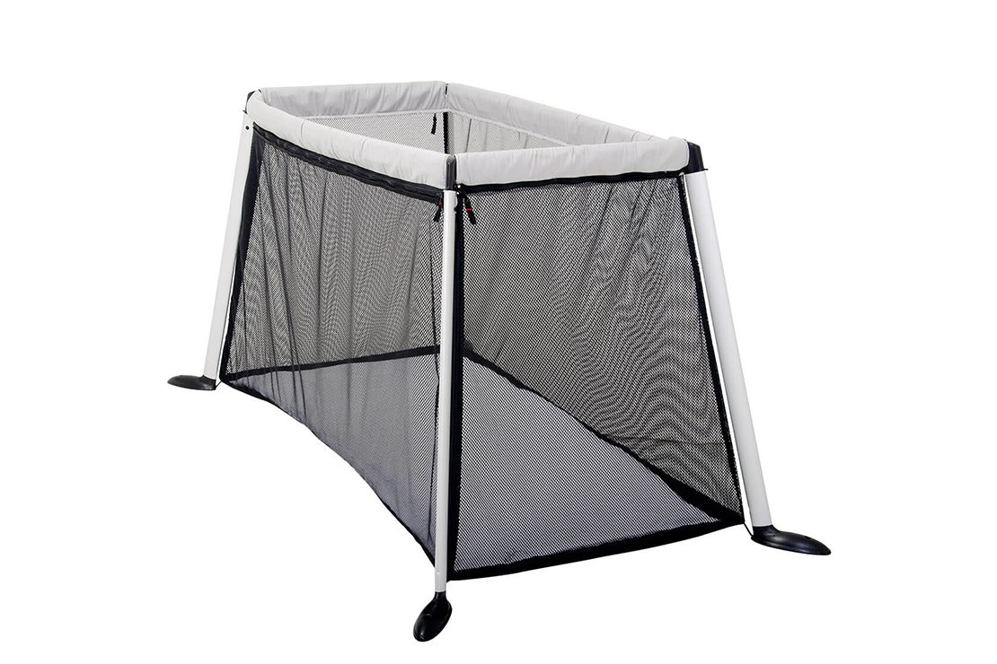 Phil and Teds Traveller Travel Cot Black