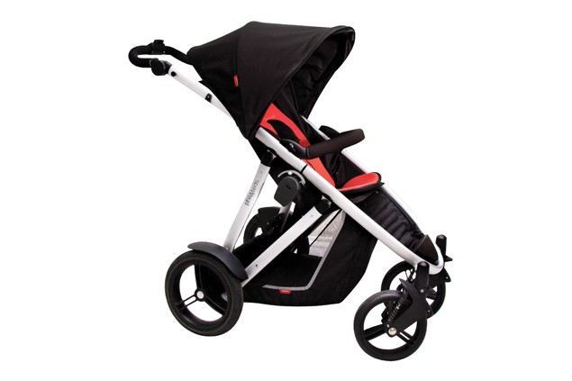 Phil Teds Verve Inline Double Buggy Twins Tandems Pushchairs