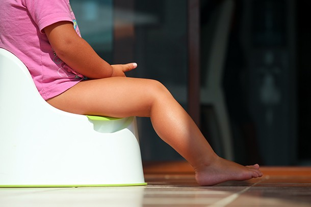 Potty train problems and how to deal with them - MadeForMums