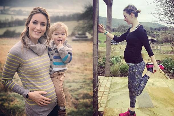 amy joy williams pregnant