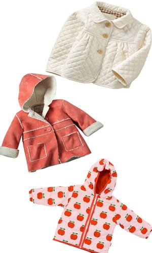 8875f3c75 Pretty and warm winter coats for little girls - MadeForMums