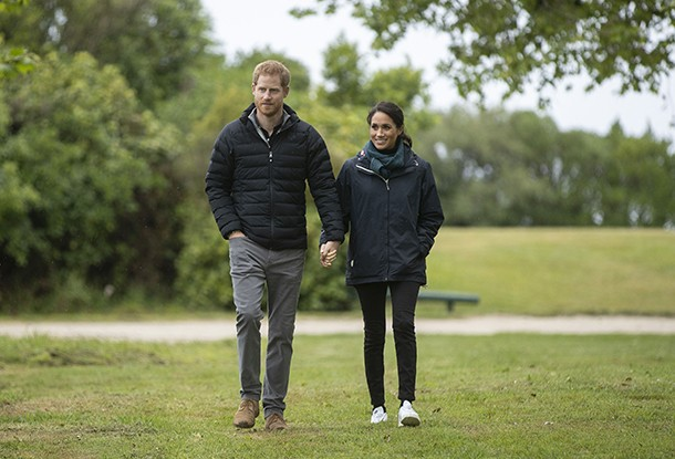 meghan and harry family facts