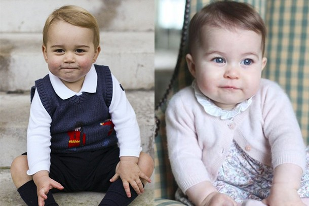 The Best Kate Middleton Children's Photos