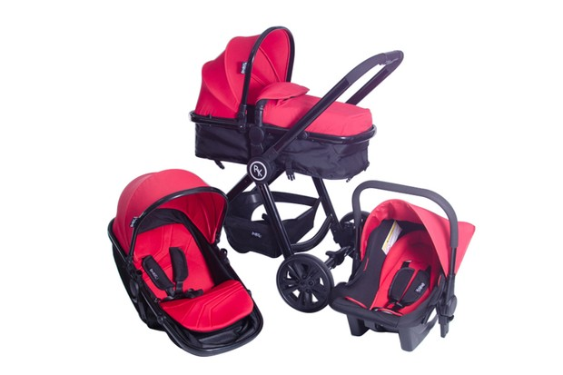 8b70b547e4f Red Kite Push Me Fusion Travel System - Travel systems - Pushchairs ...