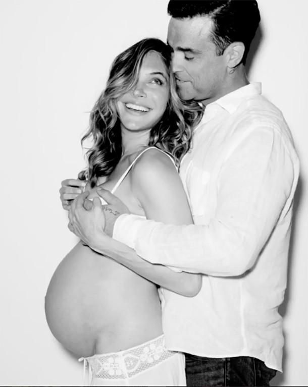 ayda pregnant