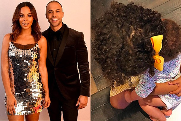 Rochelle Humes Marvin Humes And Their Kids Madeformums