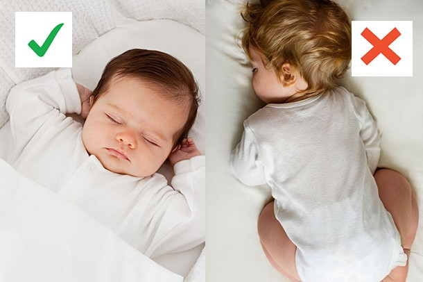 7 Vital Sleep Rules To Help Keep Your Baby Safe Madeformums