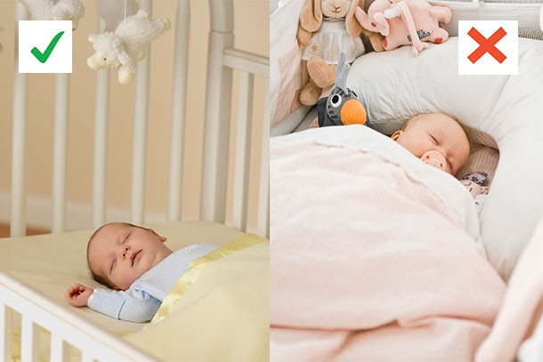 7 Vital Sleep Rules To Help Keep Your Baby Safe Madeformums