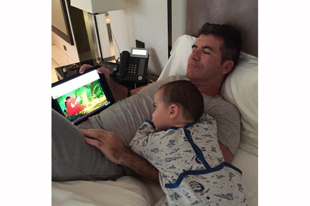 simon-cowell-reveals-the-film-that-baby-eric-has-watched-1000-times_87141
