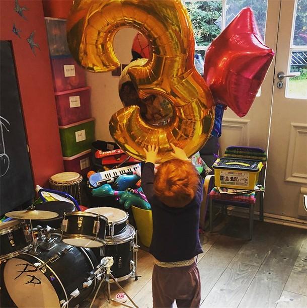 jesse jones 3rd birthday