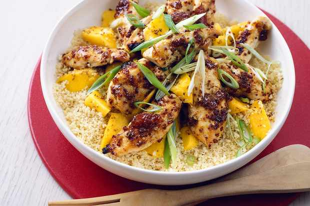 sticky-chicken-with-mango-couscous_143184