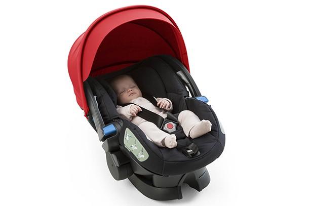 Stokke Izi Sleep X3 By Besafe Car, Stokke Car Seat And Stroller