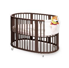low priced f377a 24a97 Stokke Sleepi - Cots & Cotbeds - Cots, night-time & nursery ...