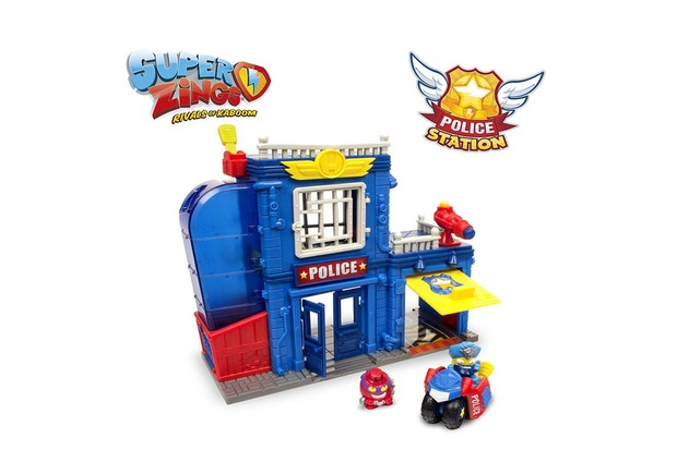 superzings rivals of kaboom police station