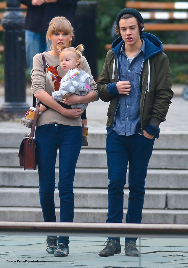 Taylor Swift And Harry Styles Secret Baby Madeformums