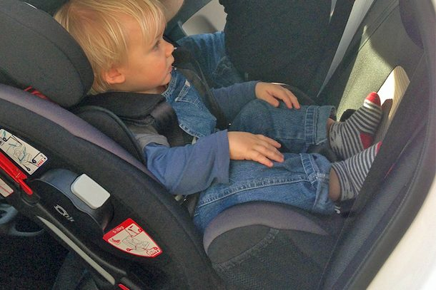 Best-performing UK toddler car seats 2019