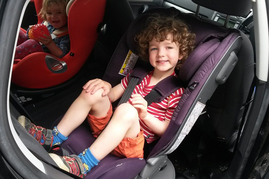 Best 5-point harness car seats for big