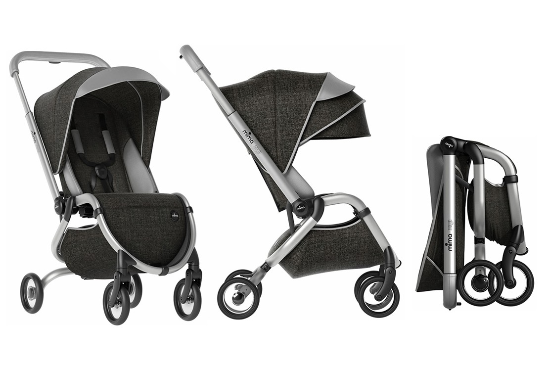 Pushchairs That Fit Into The Overhead Compartment As Carry On Bag On