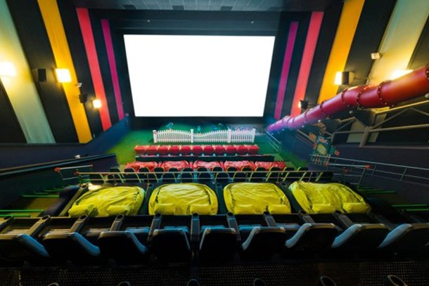 Cinema company premieres soft play at family screenings madeformums