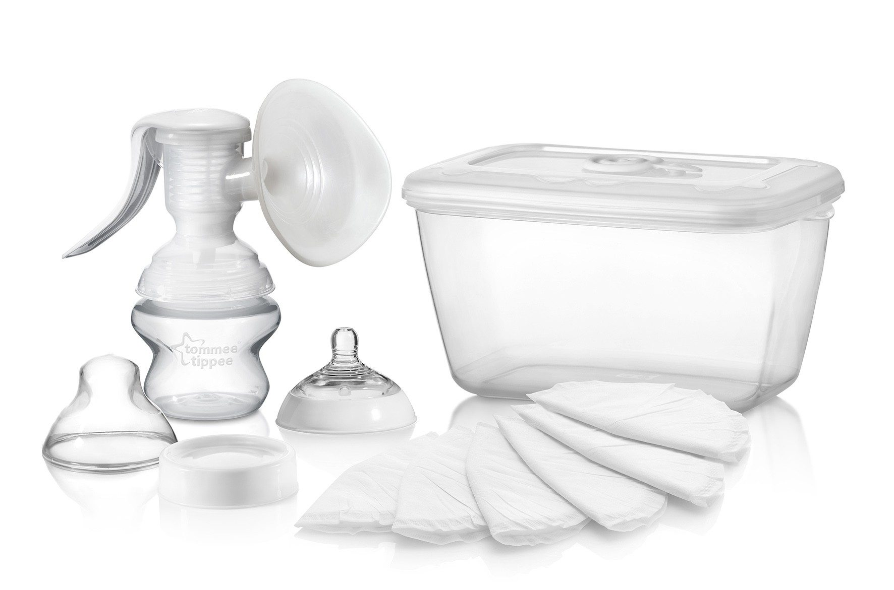 The first years natural transitions breast pump