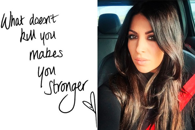 Cara Kilbey thanks miscarriage charity for 'tremendous