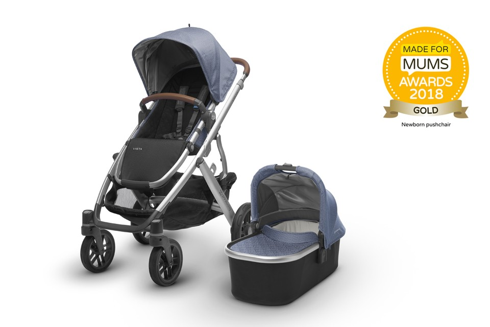 Uppababy Vista Buggy Review Pushchairs Prams Pushchairs