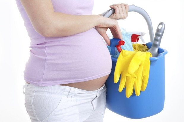 using-organic-cleaning-products-during-pregnancy_23690