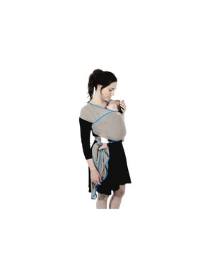 f53a45f0b45 We Made Me Flow Life-Active Wrap review - Baby carriers - Carriers ...