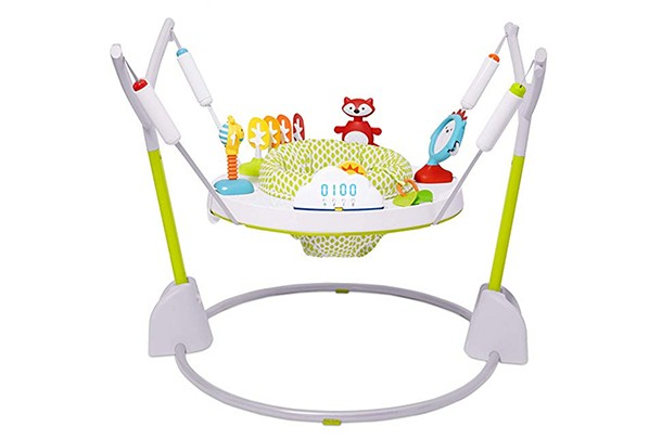 When Can My Baby Safely Use A Jumperoo Madeformums