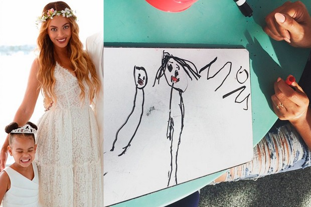 what-do-you-think-of-blue-ivys-drawing-of-mum-beyonce_88807