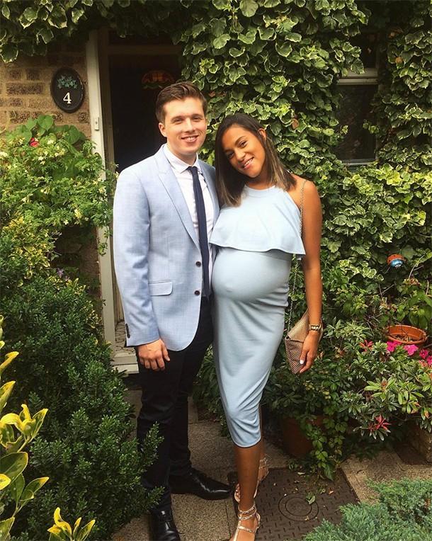 amelia and boyfriend at graduation