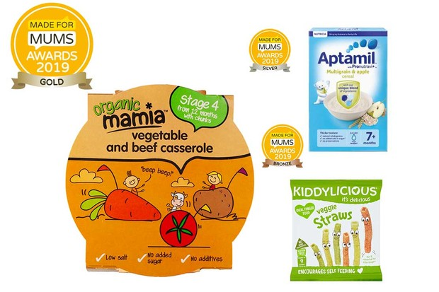 Baby food or snack