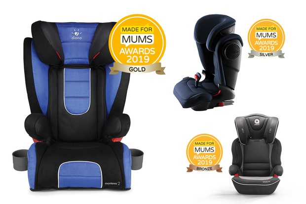 Group 2-3 car seats