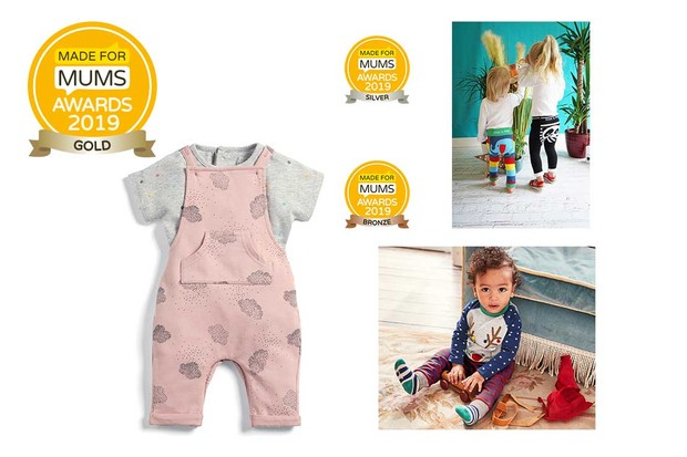 Newborn and baby fashion range