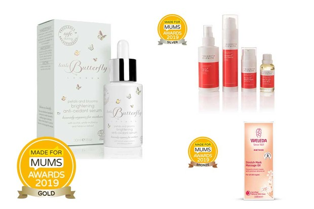 Pregnancy skincare product