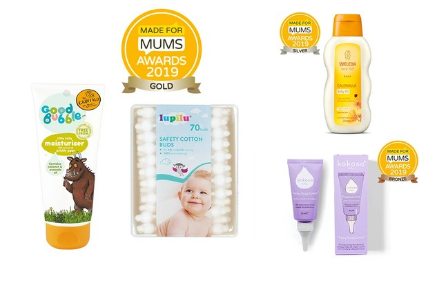 Baby skincare product
