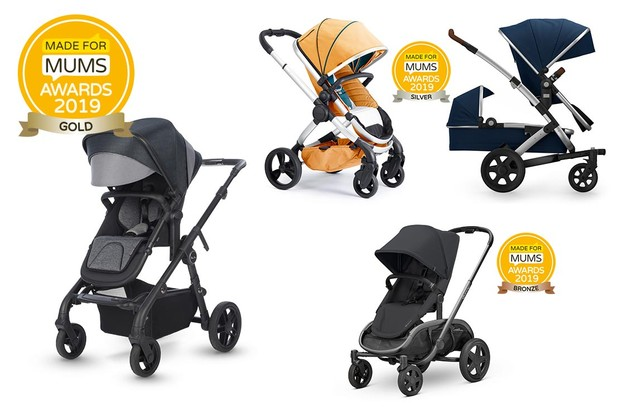 Double or convertible buggy over £500