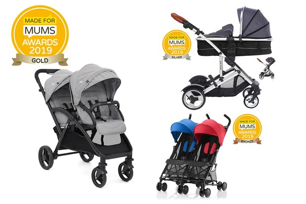 Double or convertible buggy under £500