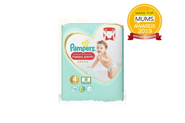 Editors choice pampers