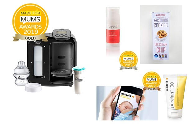 Breast and bottle feeding accessory