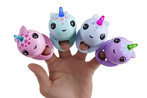 narwhal fingerlings