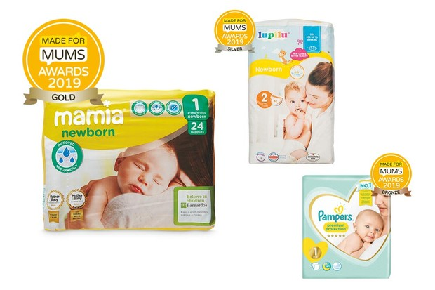 Infant nappies
