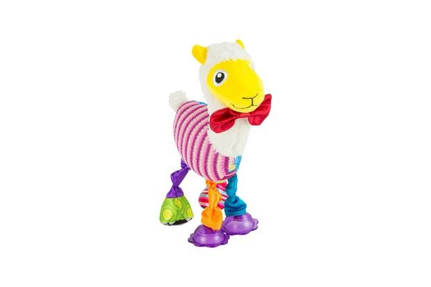 lamaze llama leandro toy