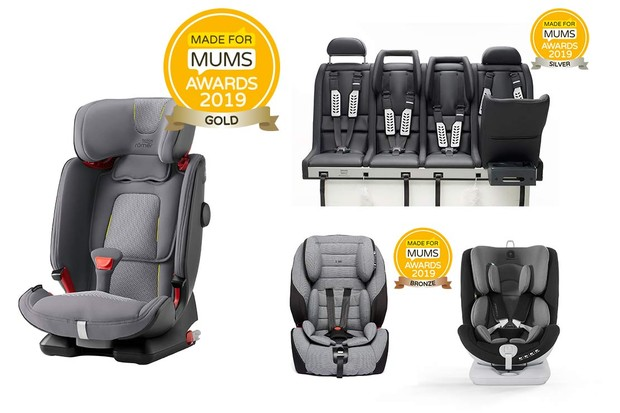 Multi-stage combination car seat