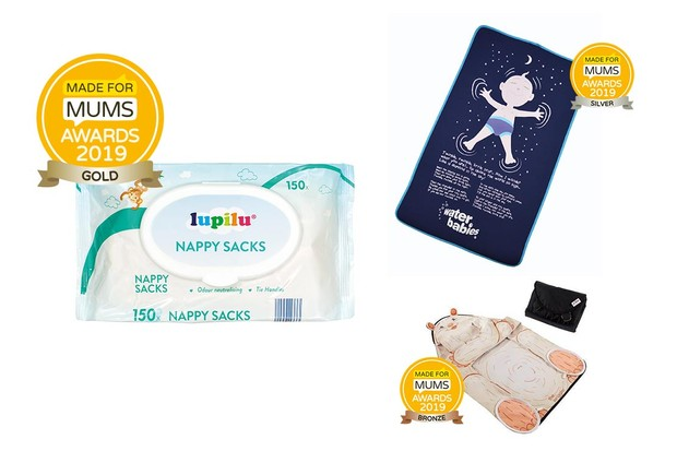 Nappy changing accessory