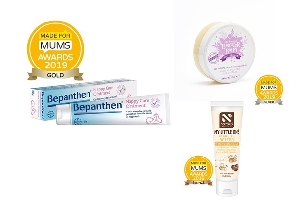 Nappy rash product