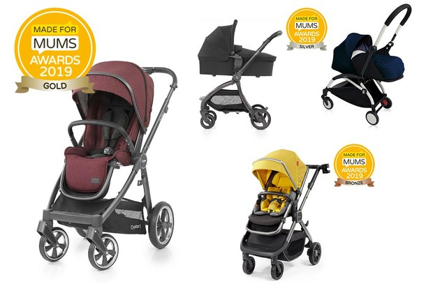 Newborn pushchair £400-£800