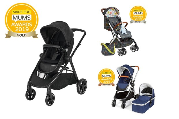 Newborn pushchair under £400