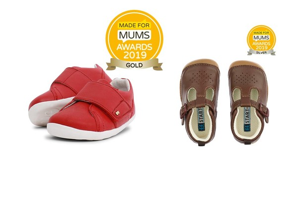 childrens' shoe range