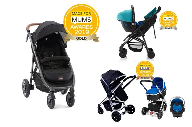 Travel system package under £500